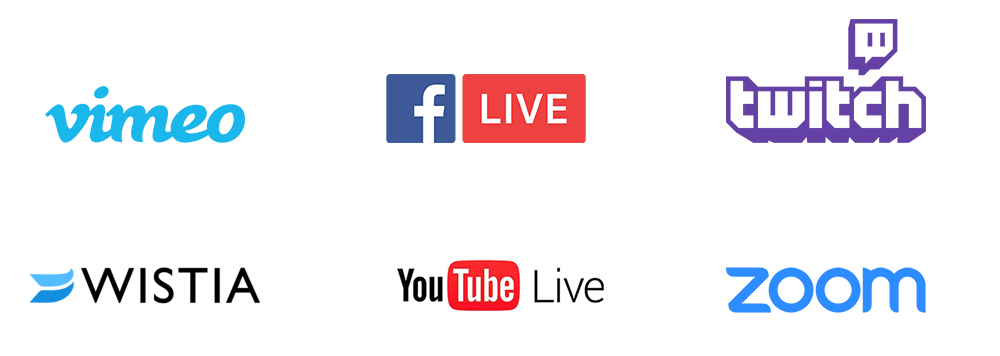 livestreaming platforms